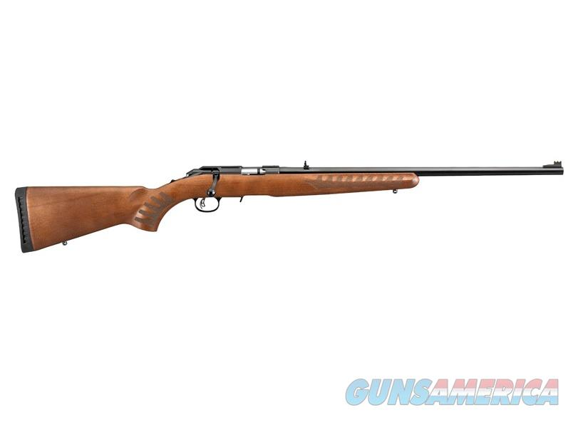 Ruger American Rimfire Wood Stock Bolt-Action .22 LR 8329  Guns > Rifles > Ruger Rifles > American Rifle