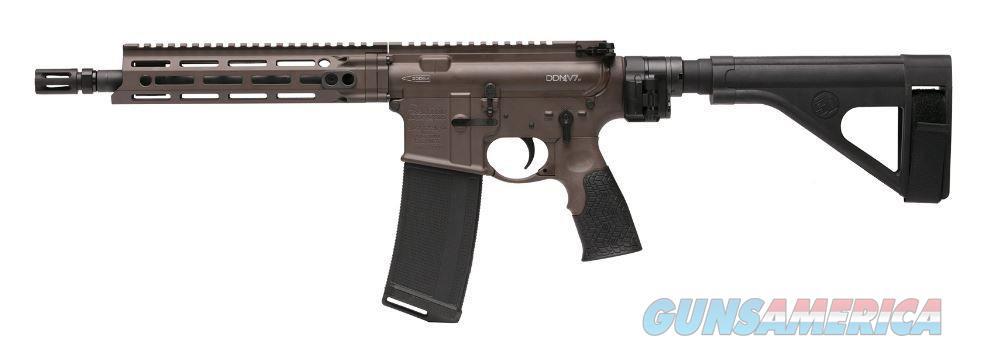 "Daniel Defense DDM4 V7 LAW 300 BLK 10.3"" Brown 02-128-09263   Guns > Pistols > D Misc Pistols"