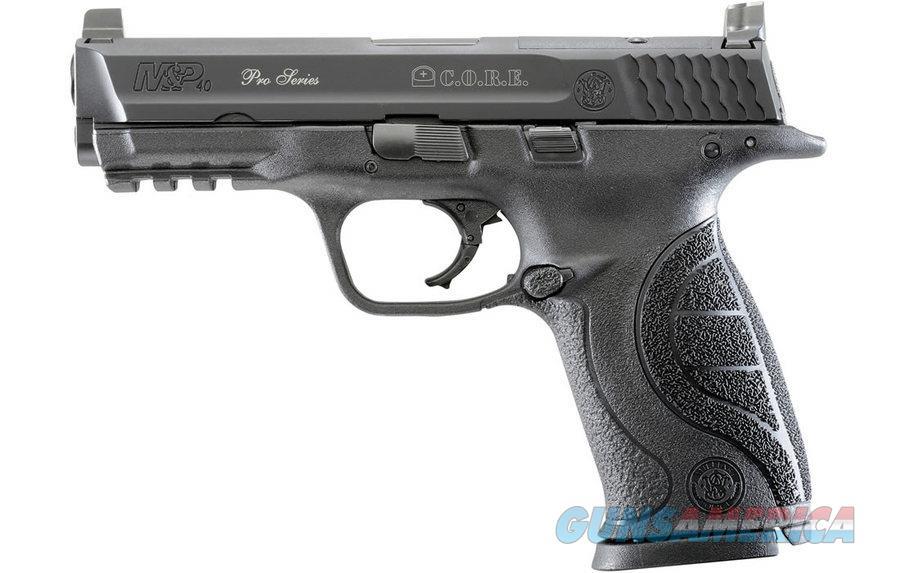 Smith & Wesson M&P40 Pro Series C.O.R.E. .40 S&W 178060  Guns > Pistols > Smith & Wesson Pistols - Autos > Polymer Frame