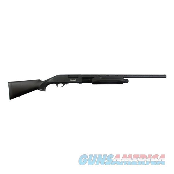 "Weatherby PA-08 Pump 12 Gauge 26"" Black PA08S1226PGM  Guns > Shotguns > Weatherby Shotguns > Hunting > Autoloader"