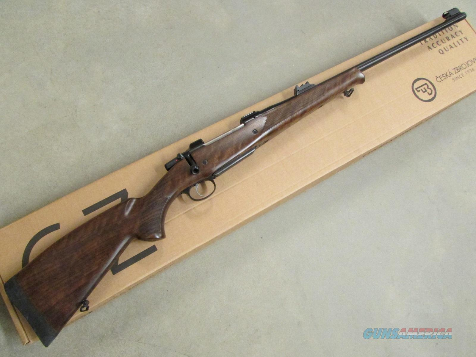CZ-USA CZ 550 Safari Magnum .458 Win Mag 04202  Guns > Rifles > CZ Rifles