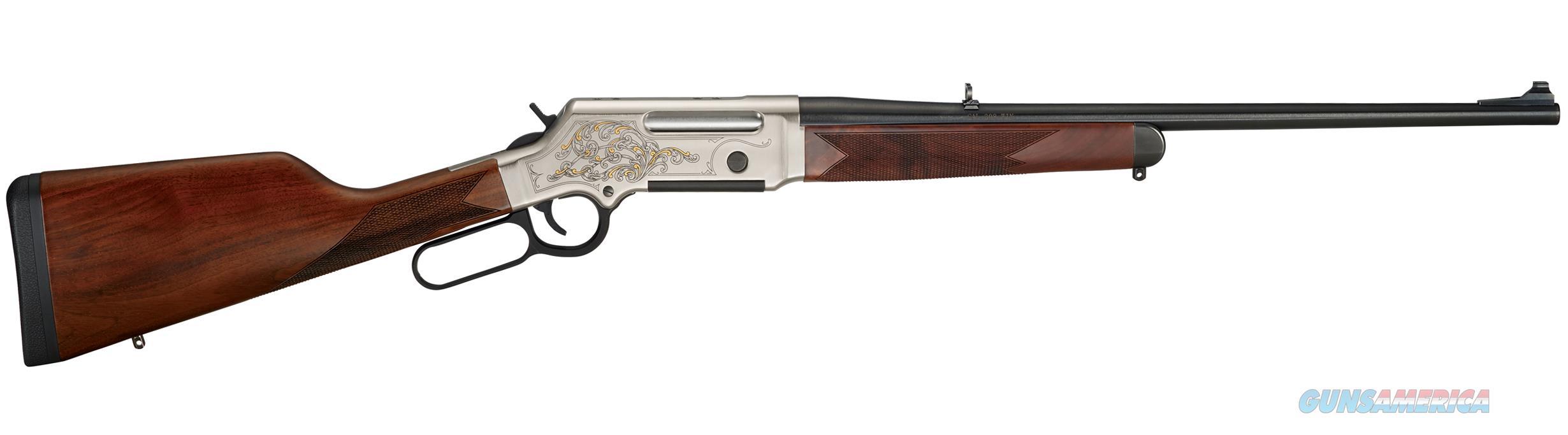 "Henry Long Ranger Deluxe .243 Win 20"" H014D-243   Guns > Rifles > Henry Rifle Company"