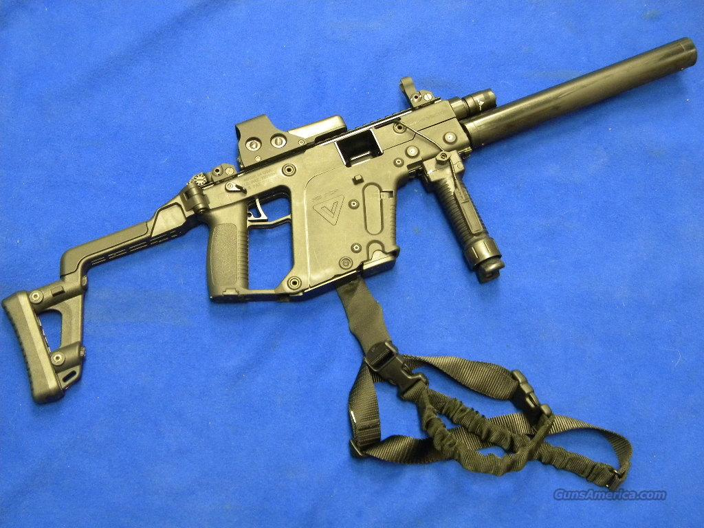 Kriss Vector TacPac  Guns > Rifles > Kriss Tactical Rifles