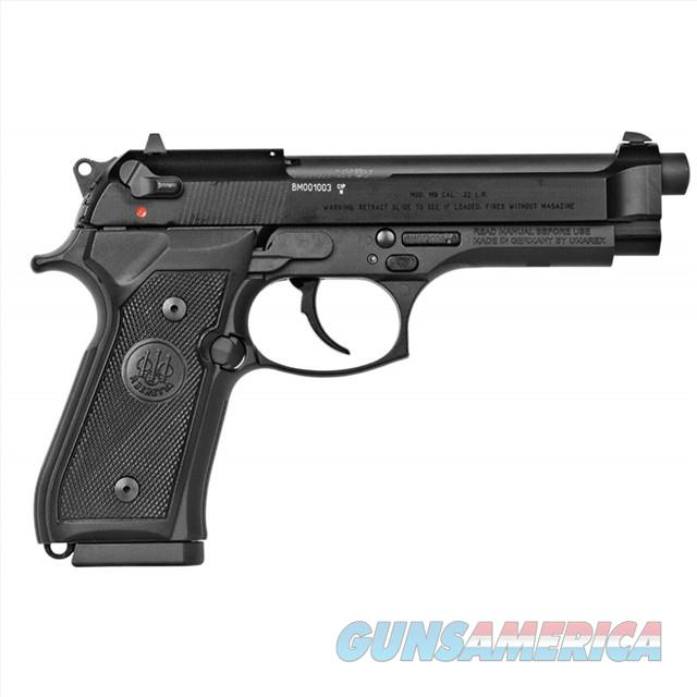 """Beretta M9A1-22 .22 LR 4.9"""" 15rds Black J90A1M9A1F19   Guns > Pistols > Beretta Pistols > M9"""