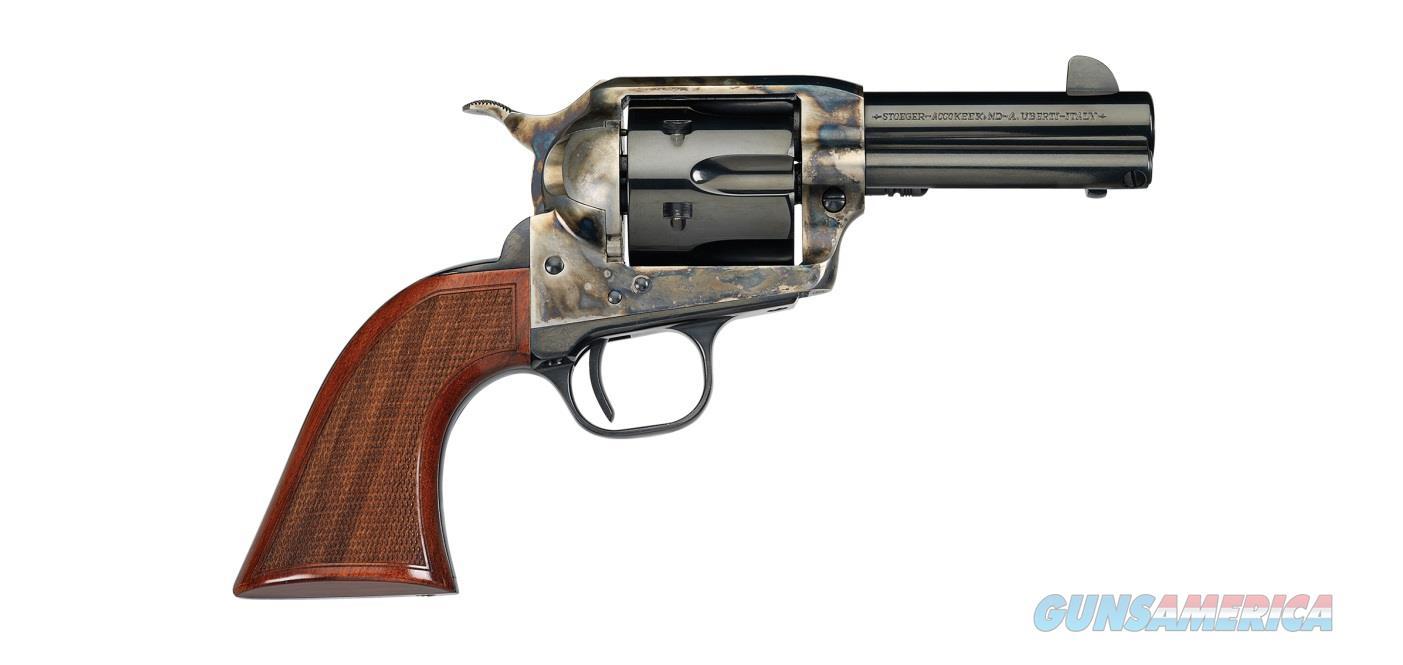 """Uberti 1873 Cattleman El Patrón CMS Revolver 3.5"""" .357 Magnum SKU: 349994  Guns > Pistols > Uberti Pistols > Ctg."""