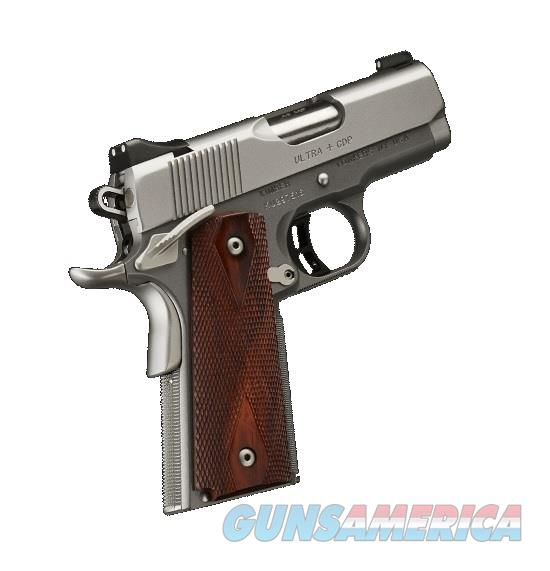"Kimber Ultra+ CDP 1911 .45 ACP (2017) 3"" 3000251   Guns > Pistols > Kimber of America Pistols > 1911"