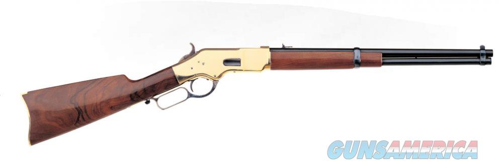 Uberti 1866 Yellowboy Sporting Rifle .38 Special 342220   Guns > Rifles > Uberti Rifles > Lever Action