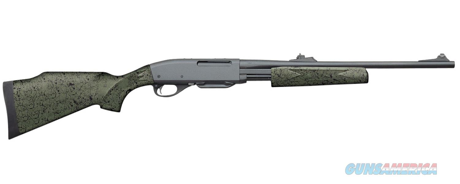 "Remington 7600 Pump-Action Green .308 Win 18.5"" 86277  Guns > Rifles > Remington Rifles - Modern > Other"