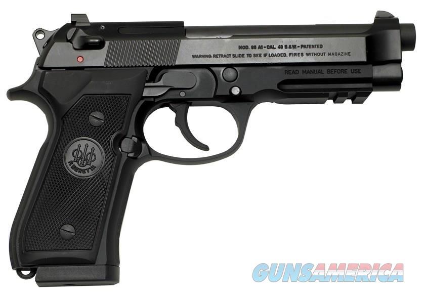 """Beretta 92A1 Pistol 9mm 4.9"""" 10 Rounds J9A9F11   Guns > Pistols > Beretta Pistols > Model 92 Series"""