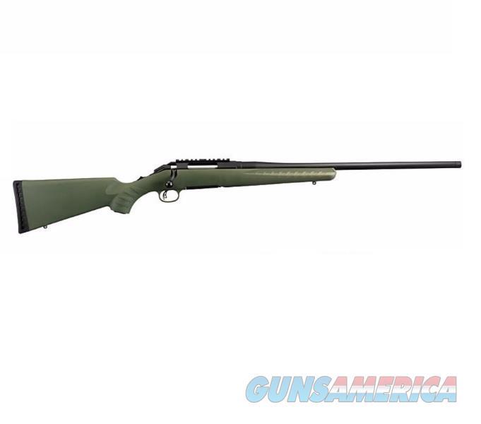 "Ruger American Rifle Predator .308 Win Moss Green 18"" TB 6974  Guns > Rifles > Ruger Rifles > American Rifle"