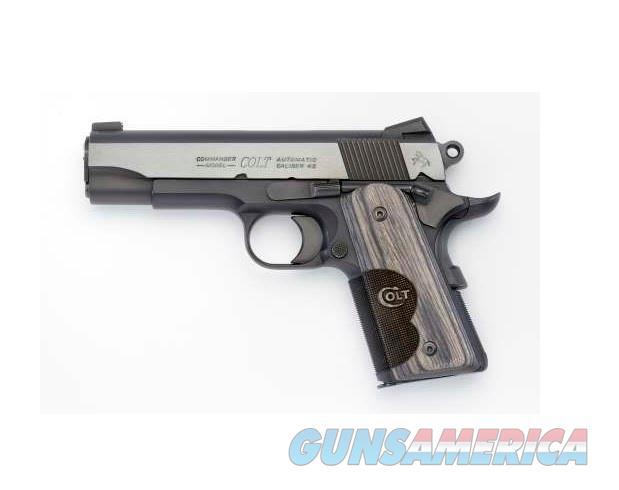 "Colt Wiley Clapp CCO 1911 .45 ACP TALO 4.25"" O9840WC  Guns > Pistols > Colt Automatic Pistols (1911 & Var)"