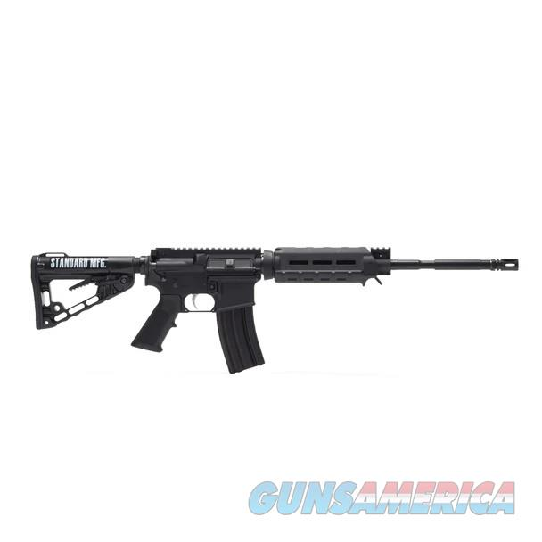 "Standard Mfg Model A Sporting 5.56 NATO 16"" 30 Rds STD15ARH   Guns > Rifles > S Misc Rifles"