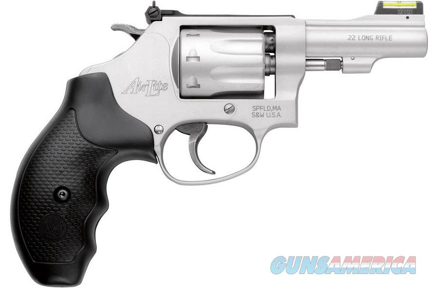 "Smith & Wesson Model 317 Kit Gun .22 LR 3"" SS 160221   Guns > Pistols > Smith & Wesson Revolvers > Small Frame ( J )"