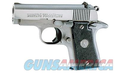 "Colt Mustang Pocketlite .380 ACP 2.75"" 6 Rds O6891   Guns > Pistols > Colt Automatic Pistols (.25, .32, & .380 cal)"