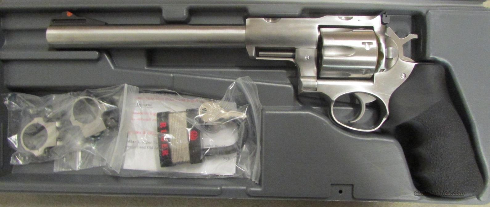 "Ruger Super Redhawk Double-Action .44 Magnum 9.5"" 5502  Guns > Pistols > Ruger Double Action Revolver > Redhawk Type"