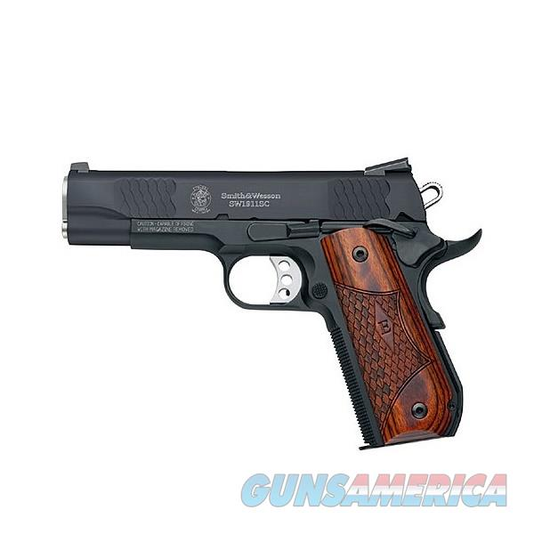 Smith & Wesson 1911 E-Series SW1911SC .45 ACP/AUTO 151330  Guns > Pistols > Smith & Wesson Pistols - Autos > Alloy Frame