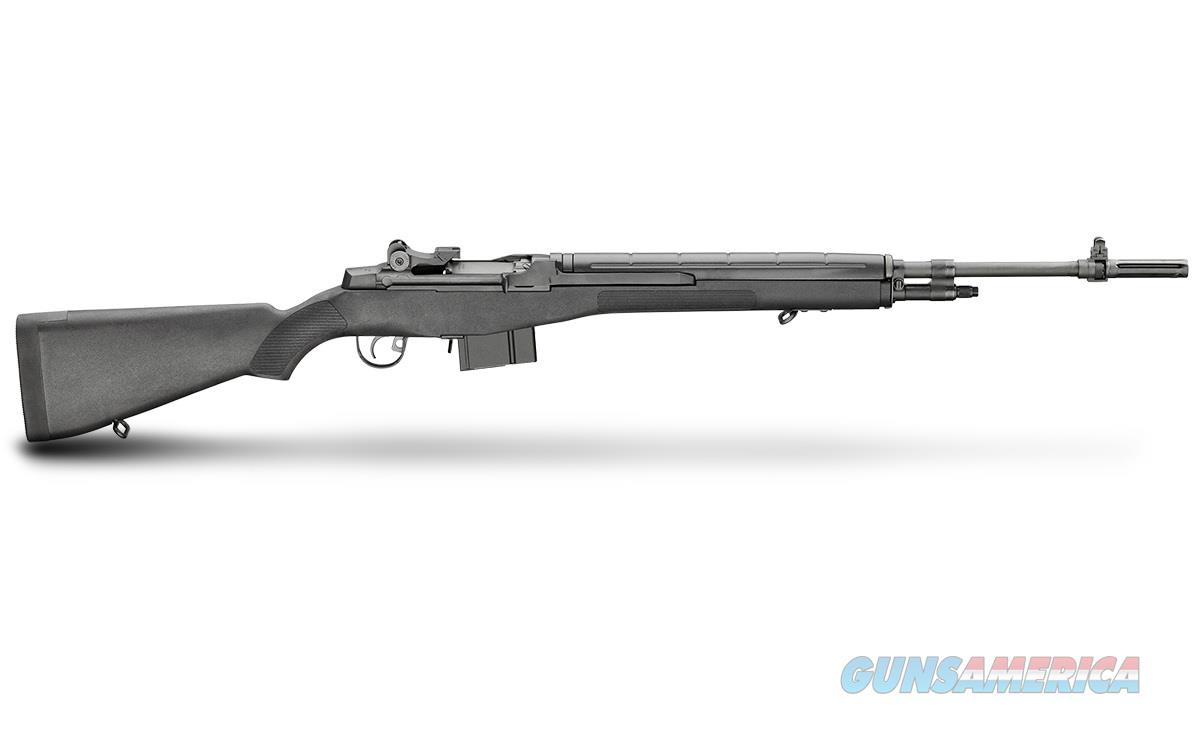 SPRINGFIELD ARMORY STANDARD M1A BLACK .308 WIN. MA9106  Guns > Rifles > Springfield Armory Rifles > M1A/M14