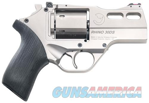 "Chiappa Rhino 30DS SAR .357 Magnum 3"" Nickel CF340.290   Guns > Pistols > Chiappa Pistols & Revolvers > Rhino Models"
