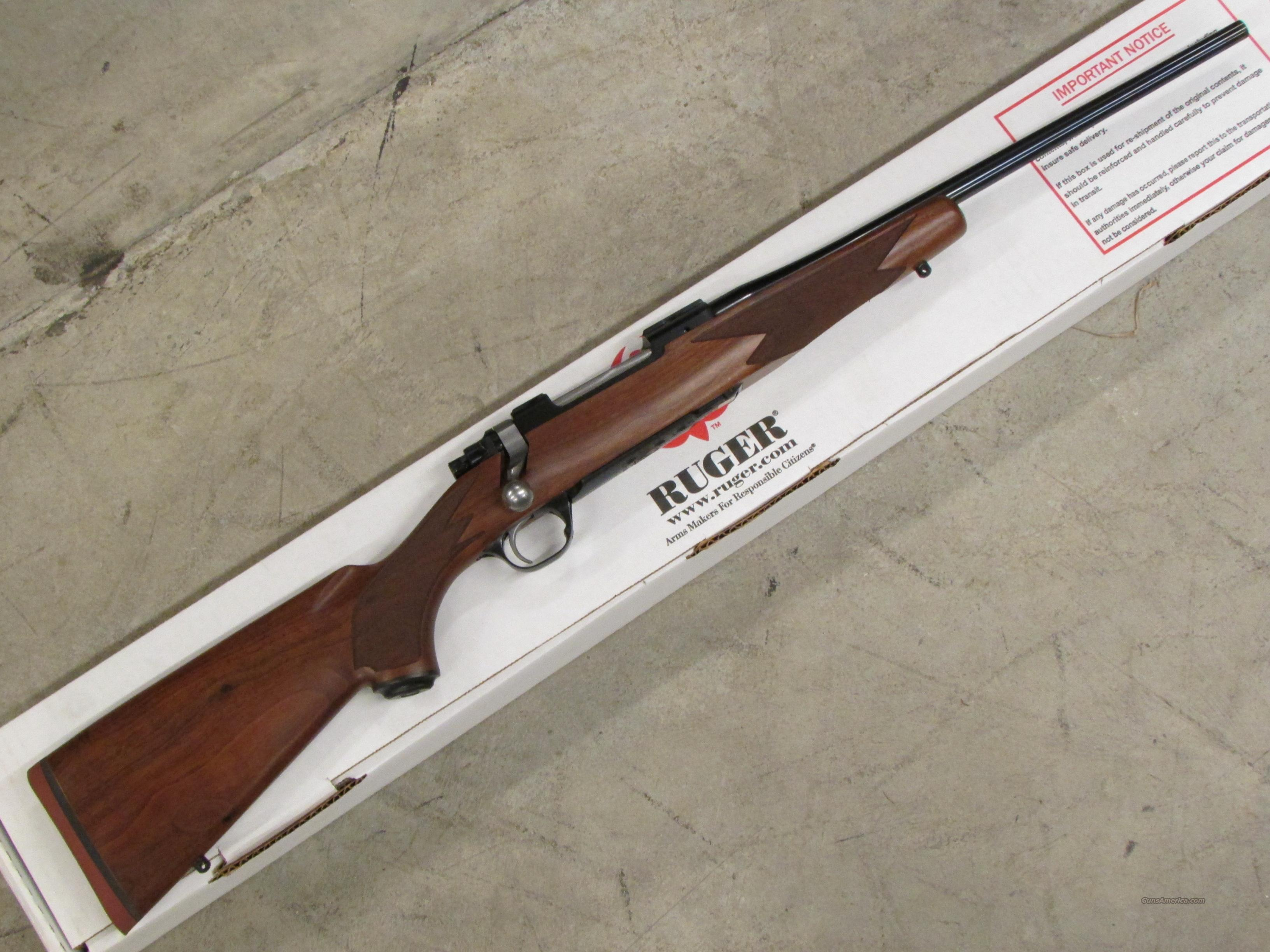 Ruger M77 Hawkeye Compact .243 Win. 37138  Guns > Rifles > Ruger Rifles > Model 77
