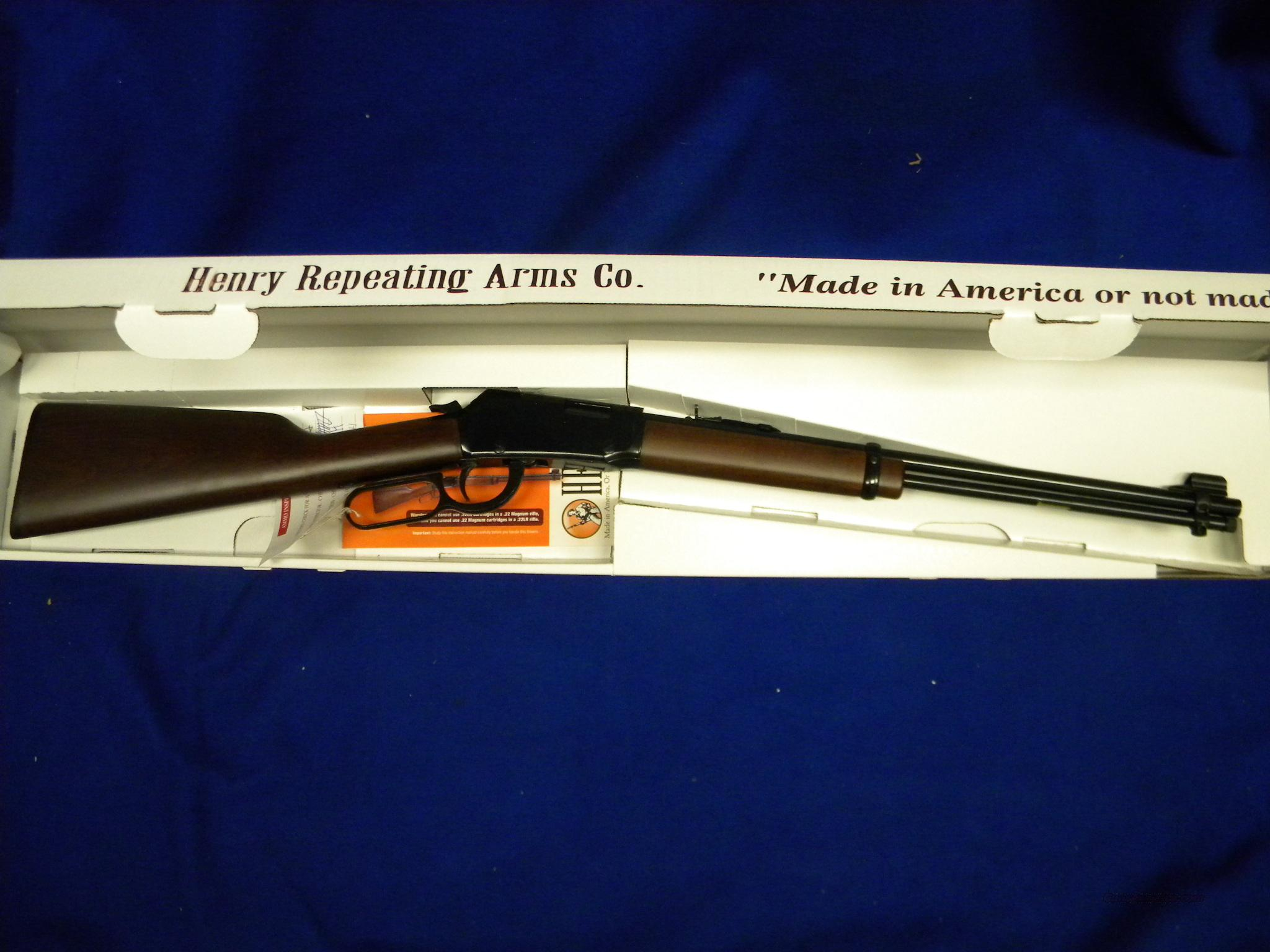 Henry Lever Action .22LR Rifle   Guns > Rifles > Henry Rifle Company