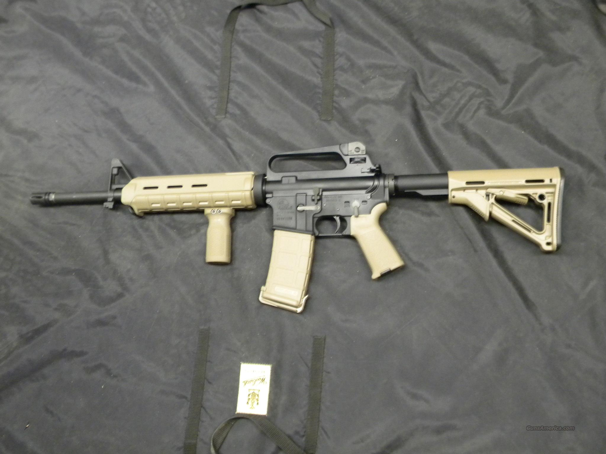 Armalite M15A2 .223/5.56 Carbine Special Magpul Edition  Guns > Rifles > Armalite Rifles > Complete Rifles