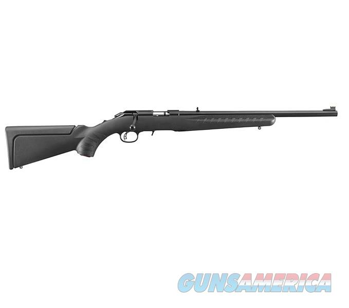 Ruger American Rimfire Compact Bolt-Action .22 WMR 8323  Guns > Rifles > Ruger Rifles > American Rifle