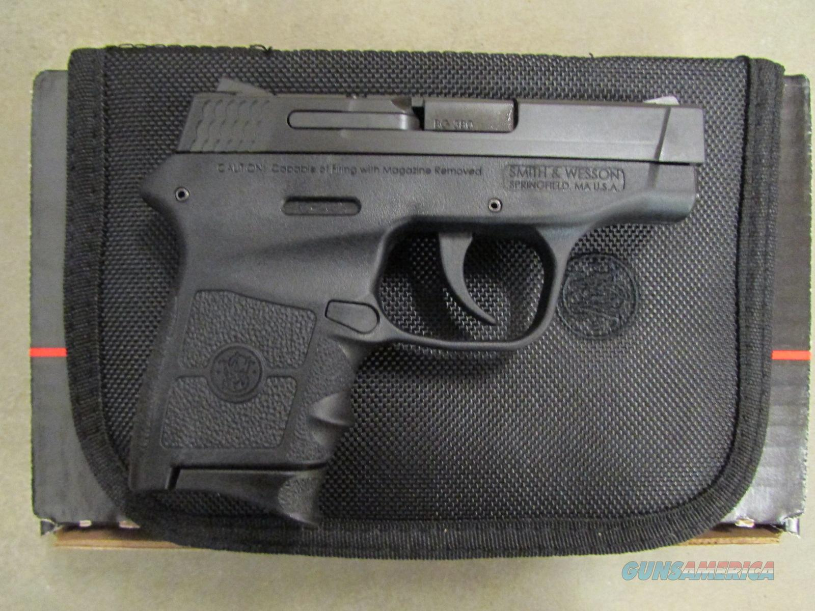 Smith & Wesson Model M&P BodyGuard .380 ACP/AUTO 109381  Guns > Pistols > Smith & Wesson Pistols - Autos > Polymer Frame