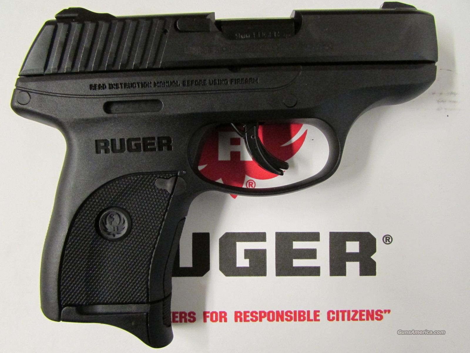 Ruger LC9S Synthetic Frame Blued Steel Slide 9mm Luger 3235  Guns > Pistols > Ruger Semi-Auto Pistols > LC9