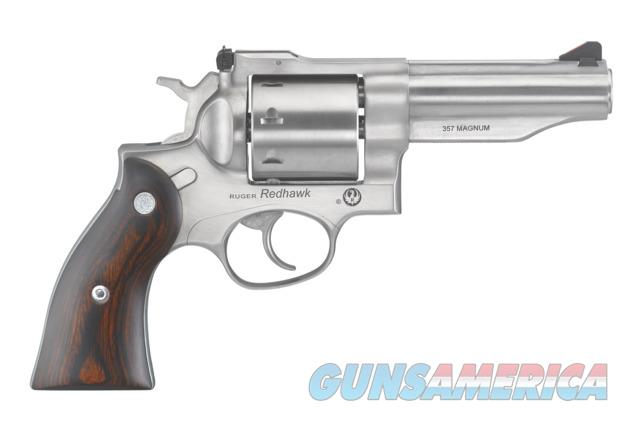 """Ruger Redhawk .357 Magnum Stainless 4.2"""" 8rds 5059  Guns > Pistols > Ruger Double Action Revolver > Redhawk Type"""
