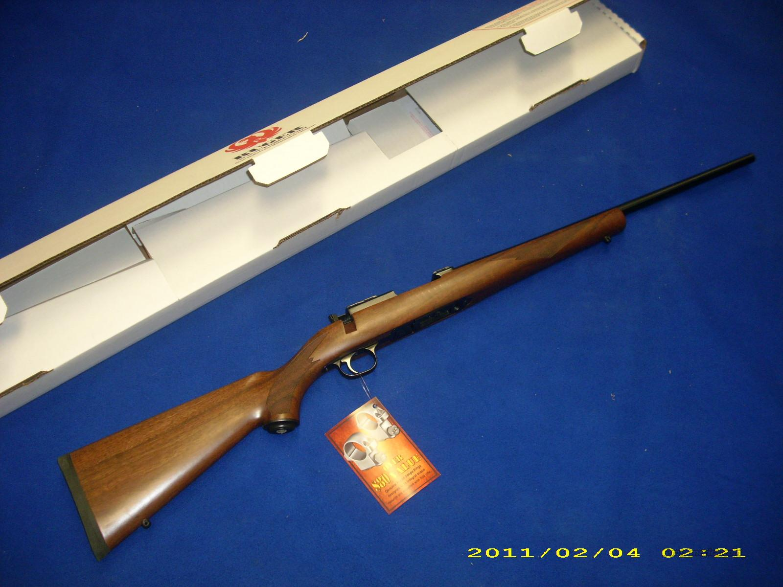 Ruger 77/22 22 Hornet 07201  Guns > Rifles > Ruger Rifles > Model 77