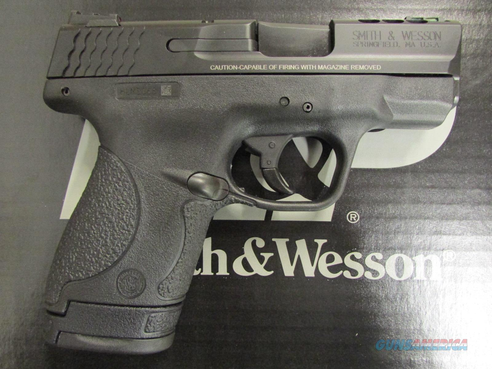 Smith & Wesson Performance Center Ported M&P9 SHIELD 9mm 10108  Guns > Pistols > Smith & Wesson Pistols - Autos > Shield