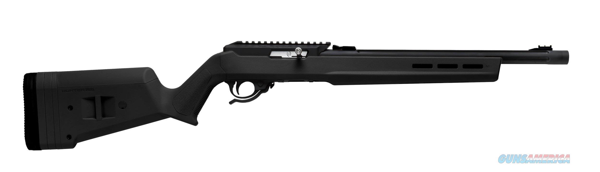 Tactical Solutions X-Ring Rifle Open Sights Magpul Black / Black .22 LR 10/22 OS-MB-B-M-BLK   Guns > Rifles > Ruger Rifles > 10-22