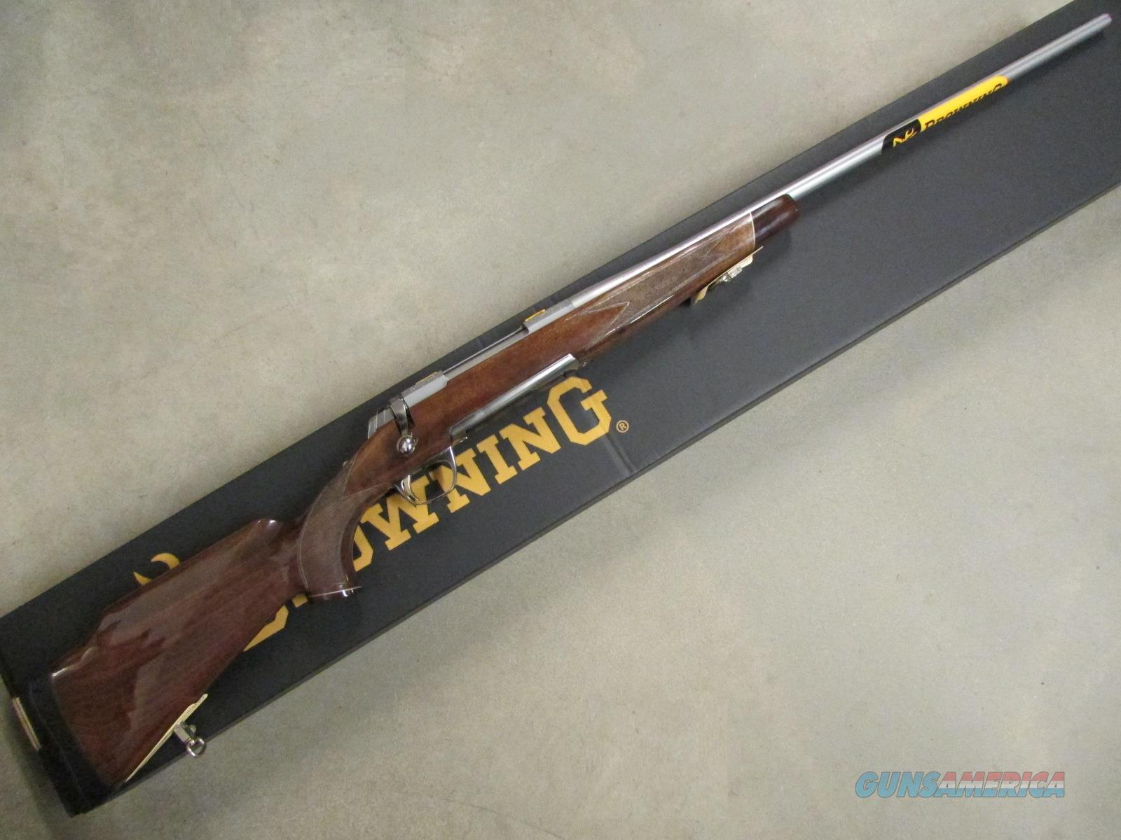 "Browning X-Bolt White Gold 26"" SS .338 Winchester Magnum 035235231  Guns > Rifles > Browning Rifles > Bolt Action > Hunting > Stainless"