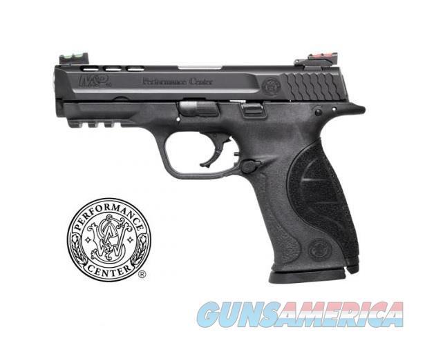 "Smith & Wesson PC M&P40 .40 S&W HI VIZ 4.25"" 10219  Guns > Pistols > Smith & Wesson Pistols - Autos > Polymer Frame"