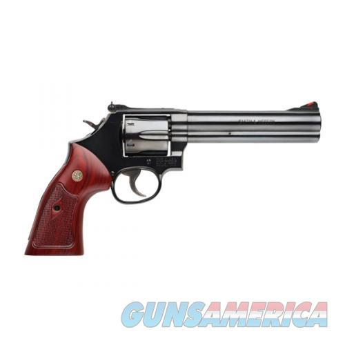 "Smith & Wesson Model 586 Blued 6"" .357 Magnum 150908  Guns > Pistols > Smith & Wesson Revolvers > Full Frame Revolver"