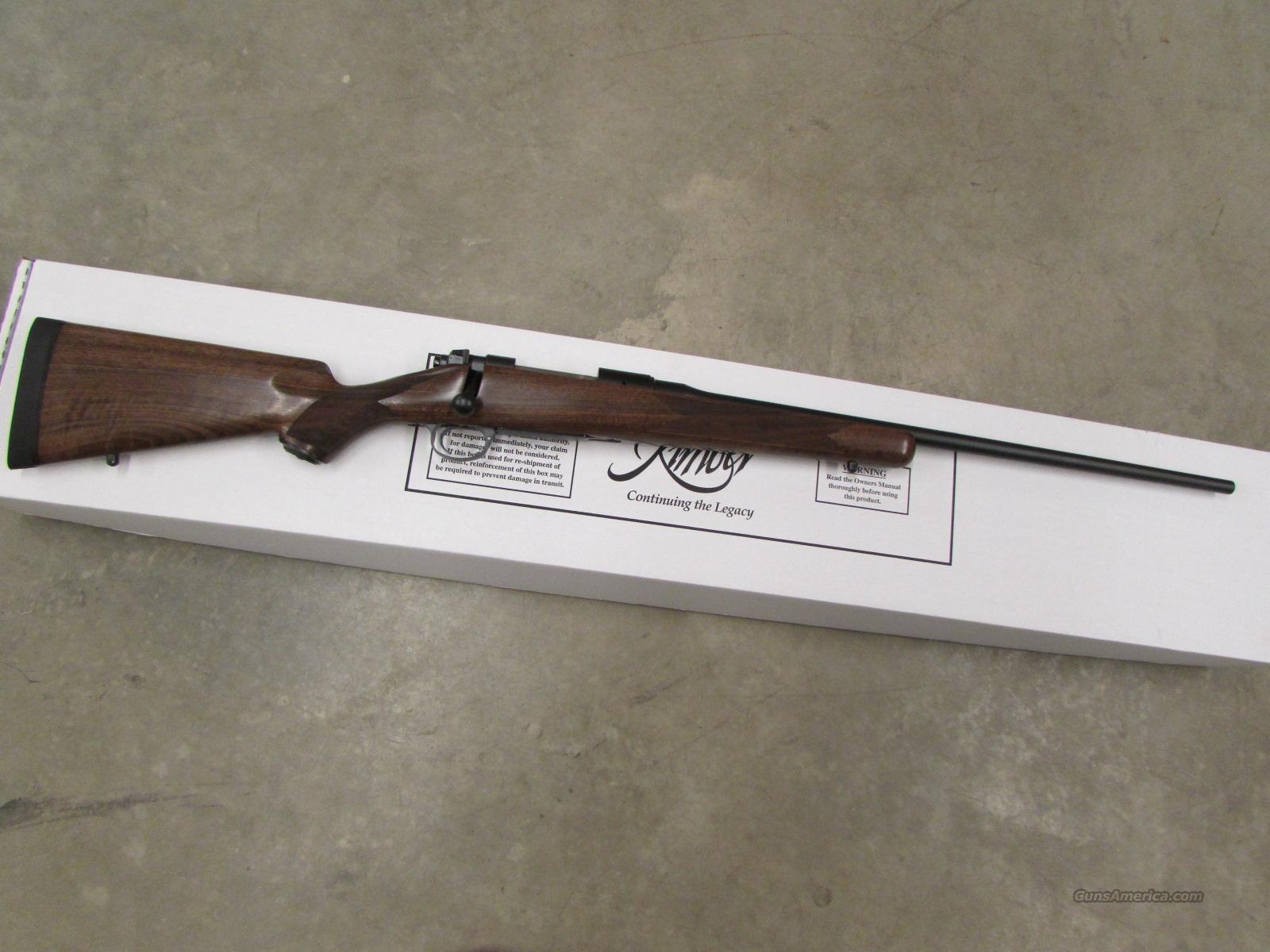 Kimber Model 8400 Classic American Walnut .270 WSM  Guns > Rifles > Kimber of America Rifles