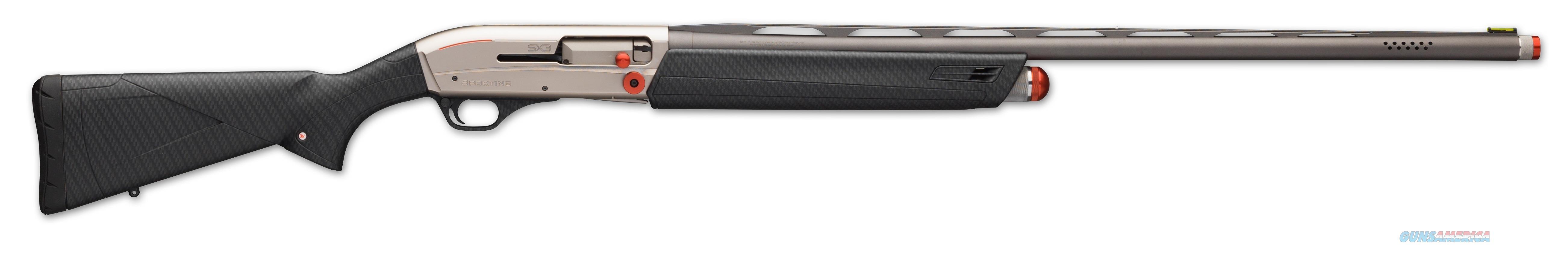 """Winchester SX3 Composite Sporting 12 Gauge 30"""" 511172393  Guns > Shotguns > Winchester Shotguns - Modern > Autoloaders > Trap/Skeet"""