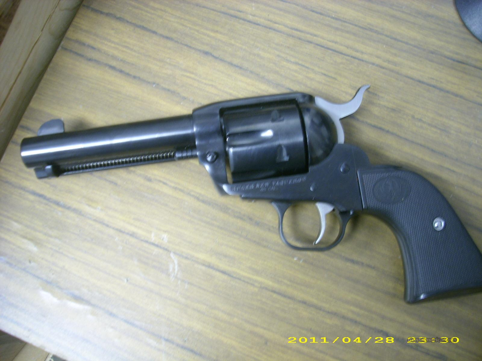 Ruger Vanquero .45Colt  Guns > Pistols > Ruger Single Action Revolvers > Cowboy Action