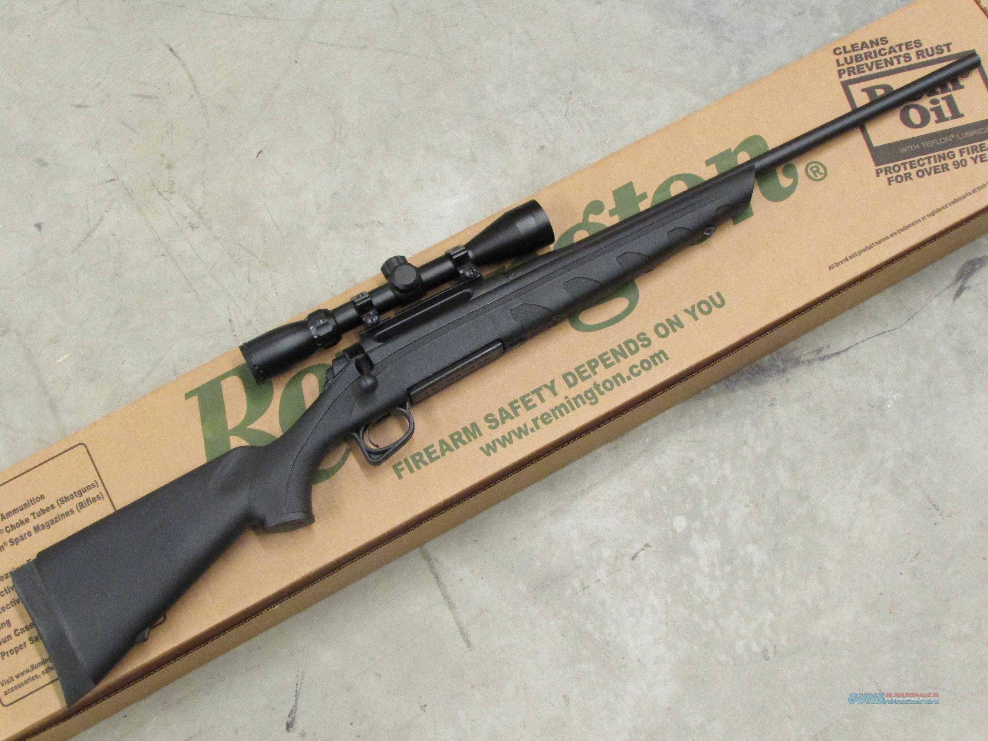 Remington 770 Black Synthetic with Scope .270 Win.  Guns > Rifles > Remington Rifles - Modern > Bolt Action Non-Model 700 > Sporting