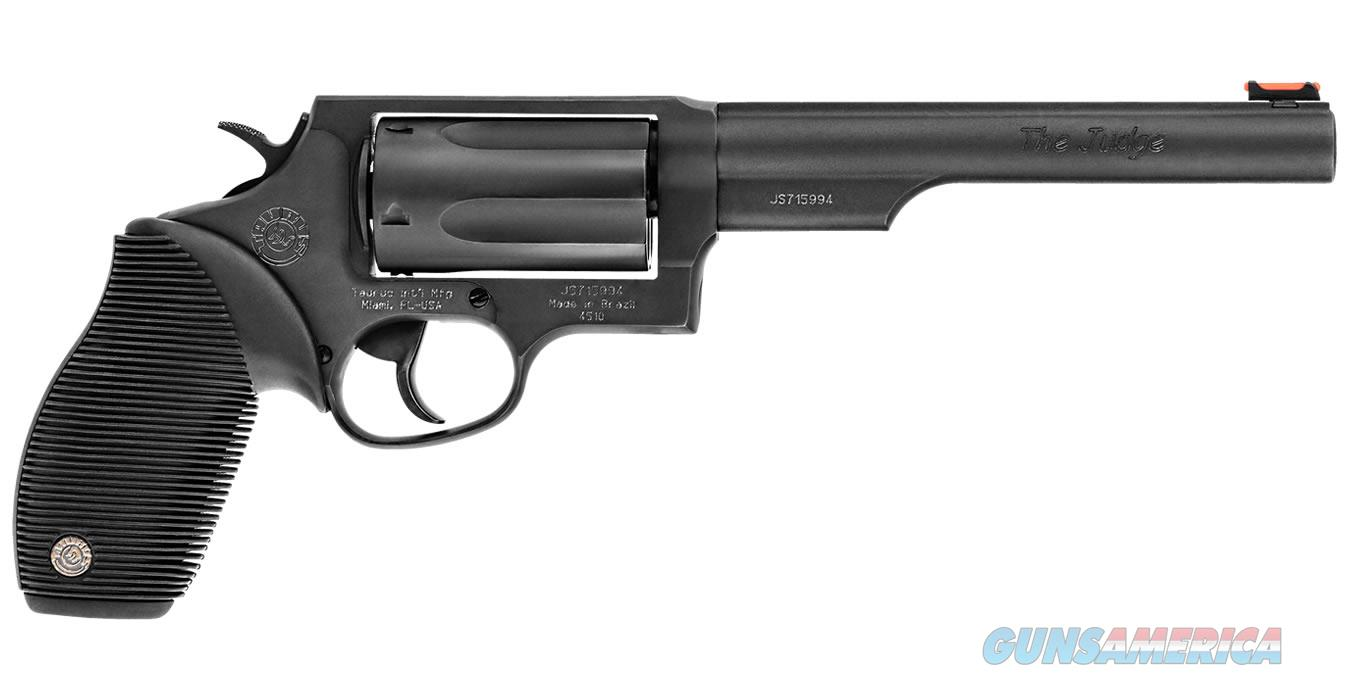 "Taurus Judge Tracker .410 Bore/.45 LC 6.5"" 5 Rds 2-441061T  Guns > Pistols > Taurus Pistols > Revolvers"