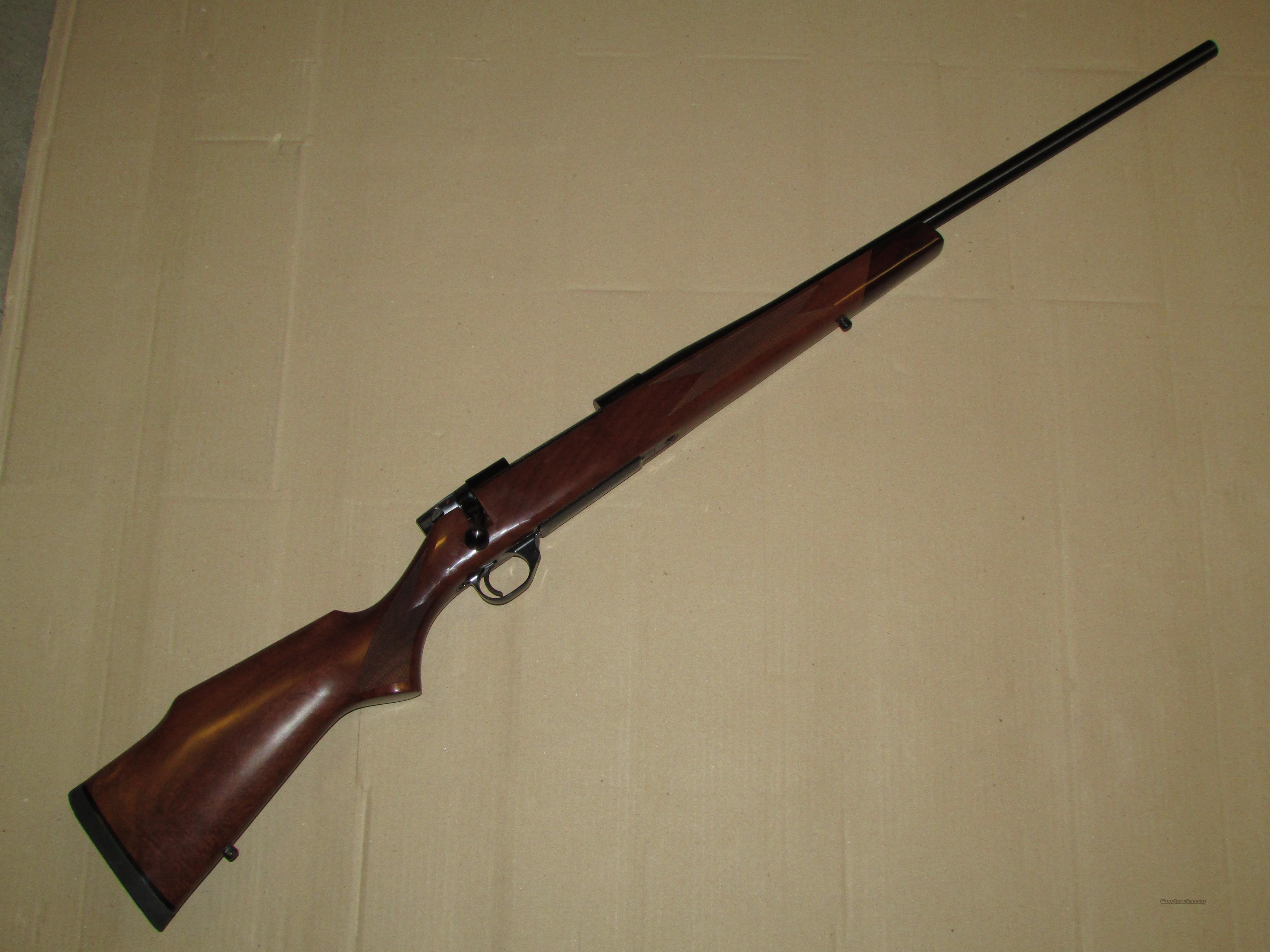 Weatherby Vanguard Deluxe Stock Sporter .270 Winchester  Guns > Rifles > Weatherby Rifles > Sporting
