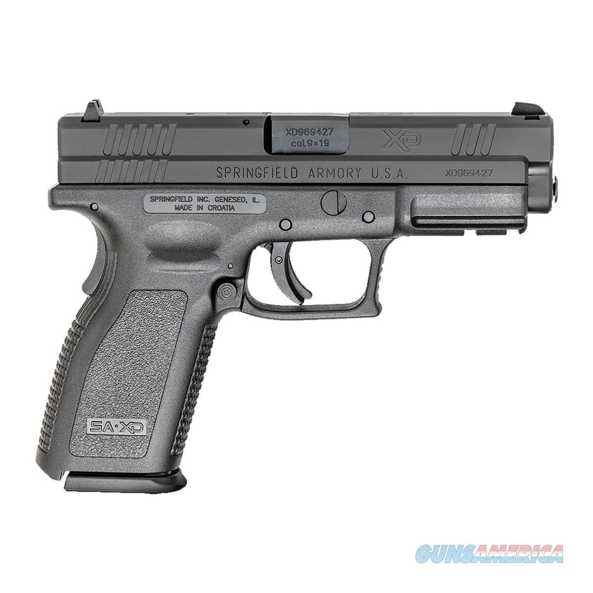 "Springfield XD 9mm Full Size 4"" 16 Rds XDD9101HC  Guns > Pistols > Springfield Armory Pistols > XD (eXtreme Duty)"