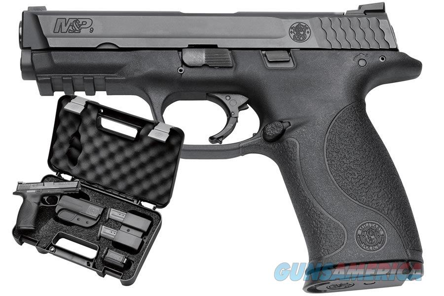Smith & Wesson M&P 9mm Carry and Range Kit 209331  Guns > Pistols > Smith & Wesson Pistols - Autos > Polymer Frame