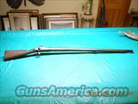 U.S. Springfield 1847 Nice Rifle   Guns > Rifles > Antique (Pre-1899) Rifles - Ctg. Misc.