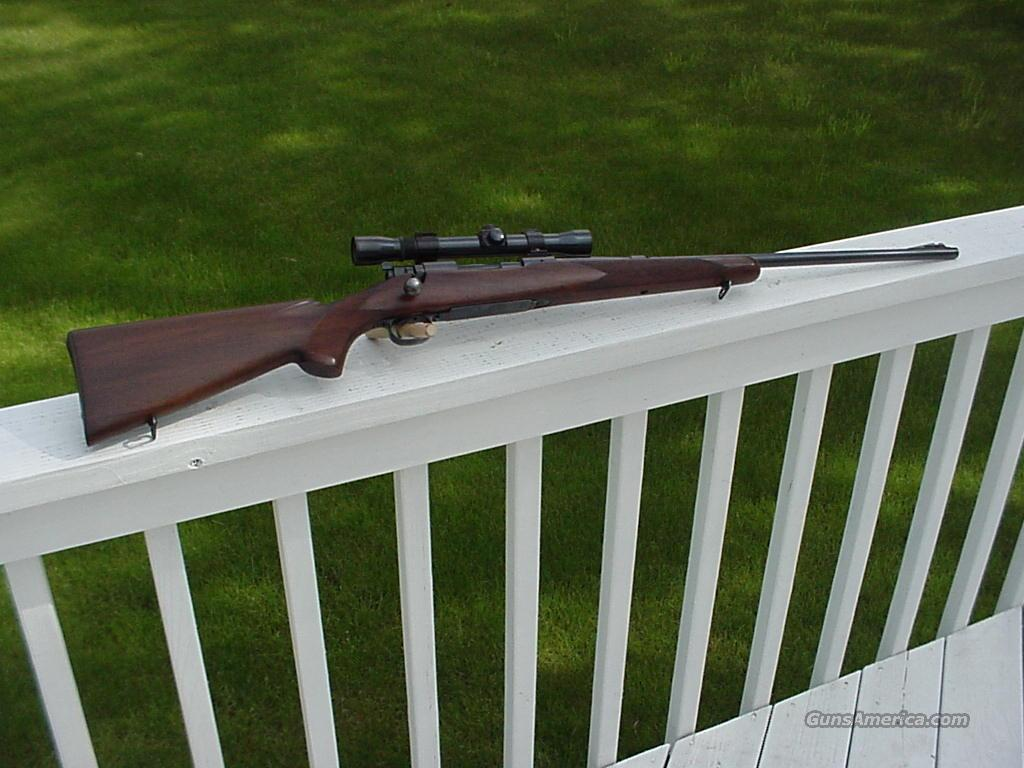 Winchester Model 70 PRE 64 270   Guns > Rifles > Winchester Rifles - Modern Bolt/Auto/Single > Model 70 > Pre-64