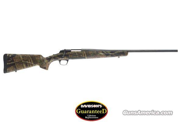 BROWNING X-BOLT MOBR INFINITY CAMO 270 NEW !  Guns > Rifles > Browning Rifles > Bolt Action > Hunting > Blue