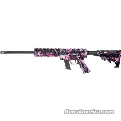 JUST RIGHT CARBINE 9MM PINK CAMO USES GLOCK MAGS  Guns > Rifles > American Tactical Imports Pistols