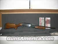 Ithaca 37 Deerslayer II 16 ga fully rifled NEW !!  Guns > Shotguns > Ithaca Shotguns > Pump