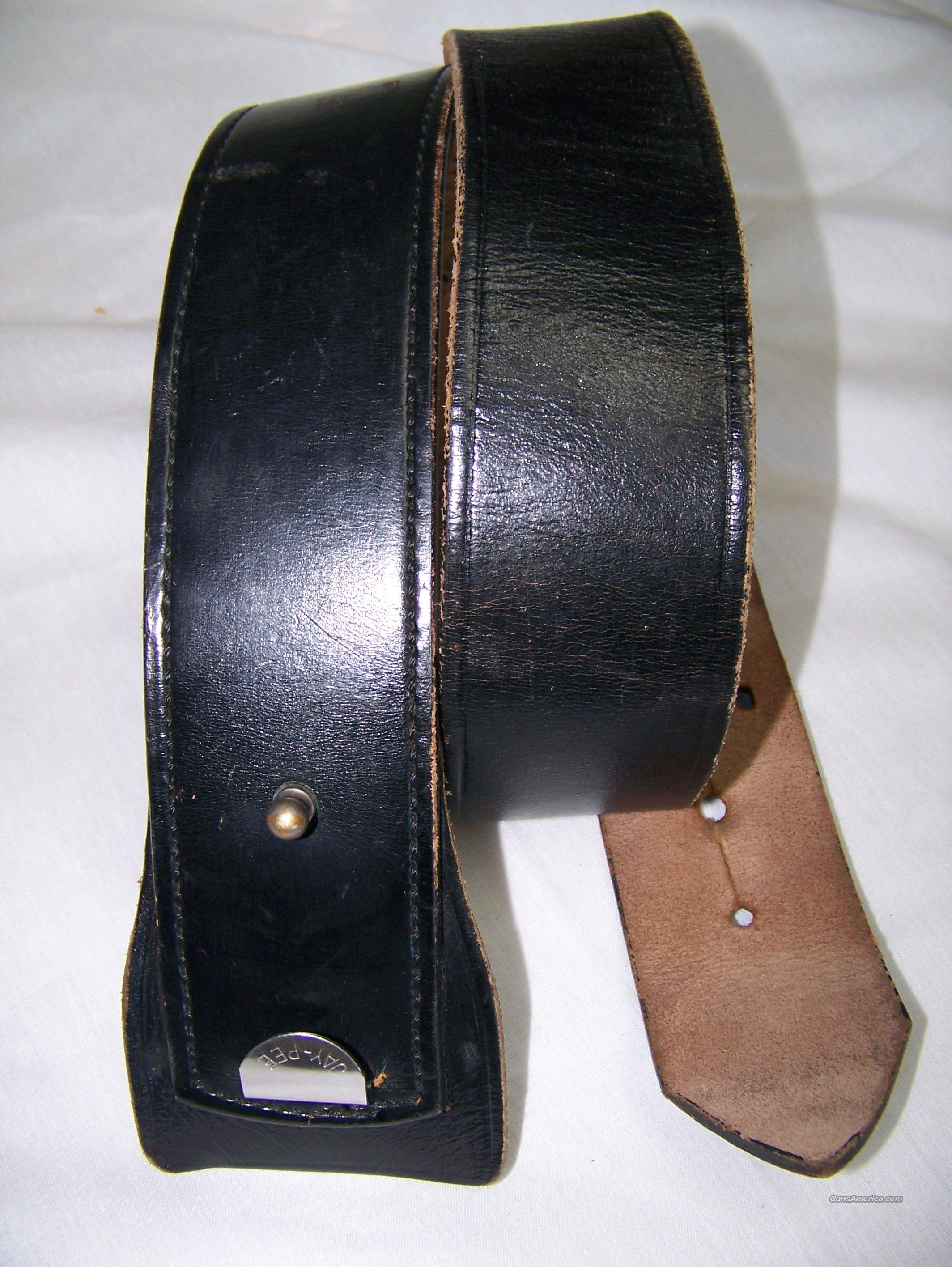 Jay-Pee Duty Belt  Non-Guns > Holsters and Gunleather > Police Belts/Holsters