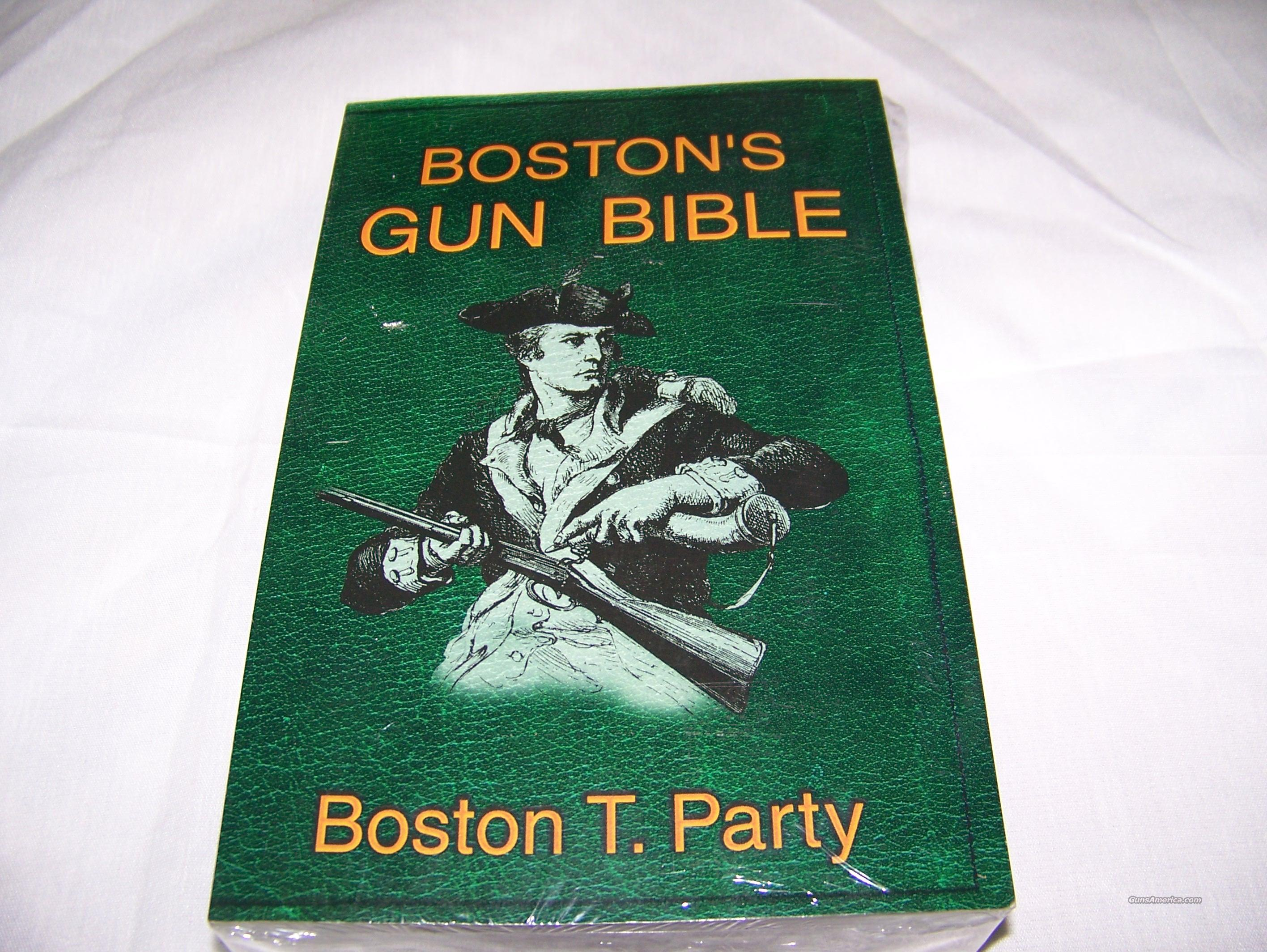 Boston's Gun Bible  Non-Guns > Books & Magazines